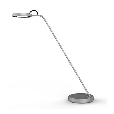 Lampe de bureau LED Eyelight - puissance 6 -5W - durée 50 000h - gris métal