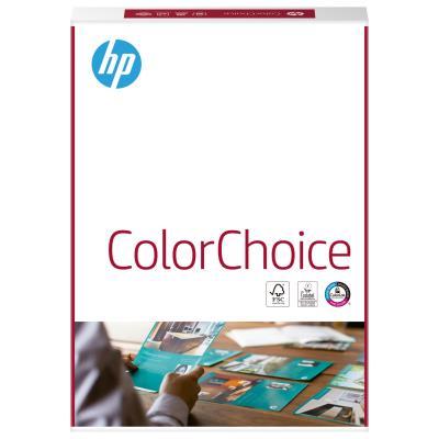 Papier A4 blanc 90g HP ColorChoice - ramette de 500 feuilles (photo)