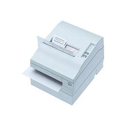 Epson TM U950 - Imprimante de reçus - matricielle - A4 - 16,7 cpi - 9 pin - jusqu'à 311 car/sec - USB, série - blanc (photo)