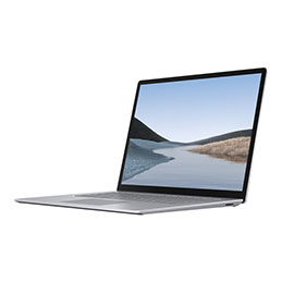 Microsoft Surface Laptop 3 - Core i5 1035G7 / 1.2 GHz - Win 10 Pro - 8 Go RAM - 256 Go SSD NVMe - 13.5