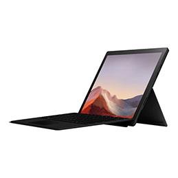 Microsoft Surface Pro 7 - Tablette - Core i7 1065G7 / 1.3 GHz - Win 10 Pro - 16 Go RAM - 256 Go SSD - 12.3