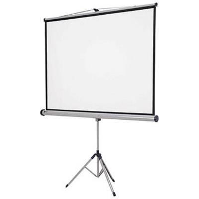 Ecran de projection sur pied 150 x 114 cm