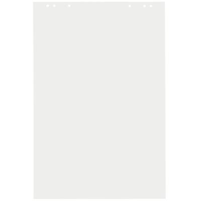 Bloc papier extra blanc pour chevalet 48 feuilles (photo)