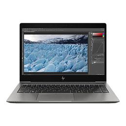 HP ZBook 14u G6 Mobile Workstation - Core i7 8565U / 1.8 GHz - Win 10 Pro 64 bits - 16 Go RAM - 512 Go SSD NVMe, TLC - 14