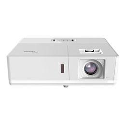 Optoma ZH506e - Projecteur DLP - laser - 3D - 5500 ANSI lumens - Full HD (1920 x 1080) - 16:9 - 1080p - blanc (photo)