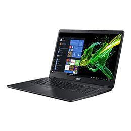 Acer Aspire 3 A315-54-334X - Core i3 8145U / 2.1 GHz - Windows 10 Home 64 bits en mode S - 4 Go RAM - 256 Go SSD - 15.6