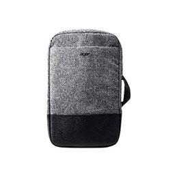 Acer Slim 3-in-1 - Sac à dos/sac à bandoulière pour ordinateur portable - 14