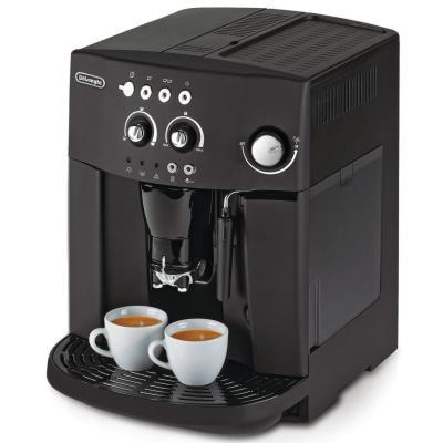 Machine àcafé expresso automatique Magnifica ESAM 4000 B EX1 Delonghi - avec broyeur grains  - 15 bars - noir (photo)