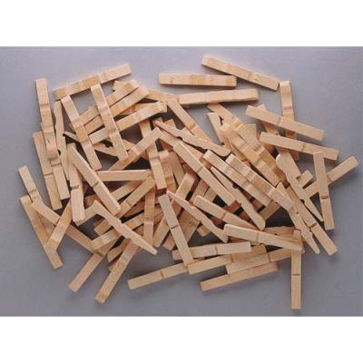 Sachet de 400 éléments pour pinces à linge (sans attaches métalliques)