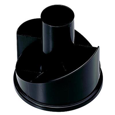 Multipot rotatif - noir (photo)