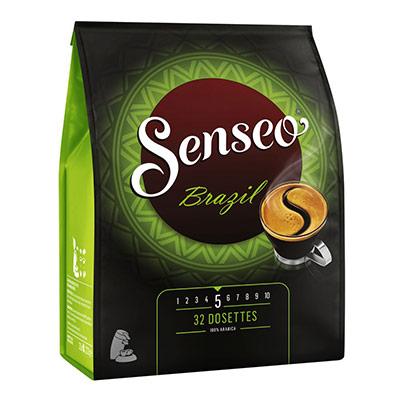 Dosettes de café Senseo  - Brazil - paquet de 32 (photo)