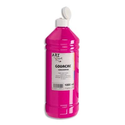gouache concentrée - 1 litre - Artplus - rouge primaire