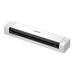 Brother DSmobile DS-740D - Scanner à feuilles - Recto-verso - 215.9 x 1828.8 mm - 600 dpi x 600 dpi - USB 3.0 (photo)