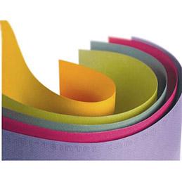 Canson couleur 160 g 'Mi-teintes' 50x65 cm paquet de 24 feuilles, coloris assortis pastel Ecole (photo)