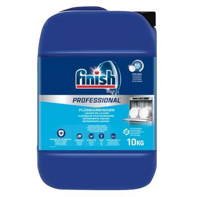 Liquide de lavage Finish Professional pour lave-vaisselle - bidon 10 kg (photo)