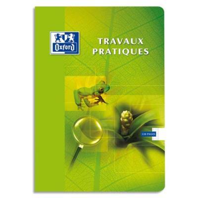Cahiers de travaux pratiques Oxford - 21 x 29.7 cm - 40 pages Seyès + 40 pages unies