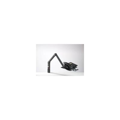 Support téléphone Talkmaster coloris noir anthracite
