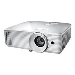 Optoma EH412 - Projecteur DLP - 3D - 4500 ANSI lumens - Full HD (1920 x 1080) - 16:9 - 1080p