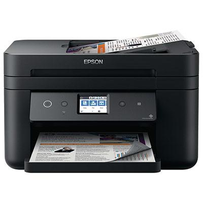 Imprimante jet d'encre couleur tout-en-un Epson WorkForce WF-2865DWF