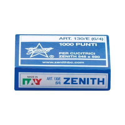 Agrafes Zénith 130 E 6/4 - boîte de 1000