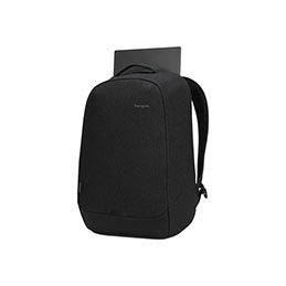 Targus Cypress Security Backpack with EcoSmart - Sac à dos pour ordinateur portable - 15.6