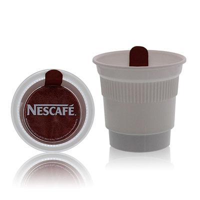 Gobelets pré-dosés Nescafé spécial Filtre sans sucres