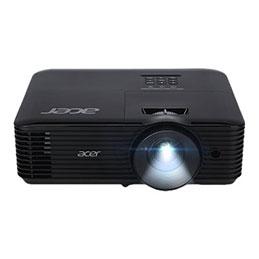 Acer X128HP - Projecteur DLP - UHP - portable - 3D - 4000 lumens - XGA (1024 x 768) - 4:3 (photo)