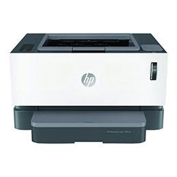 HP Neverstop 1001nw Cartridge-Free Laser Tank - Imprimante - Noir et blanc - laser - A4/Letter - 600 x 600 ppp - jusqu'à 20 ppm - capacité : 150 feuilles - USB 2.0, LAN, Wi-Fi(n)