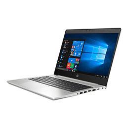 HP ProBook 440 G7 - Core i5 10210U / 1.6 GHz - Win 10 Pro 64 bits - 8 Go RAM - 256 Go SSD NVMe - 14