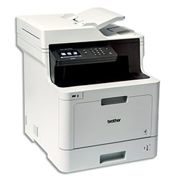 Multifonction laser 3 en 1 Brother DCP-L8410CDW (photo)