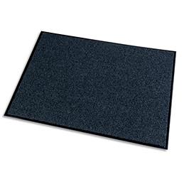 Tapis d'accueil Paperflow Green & Clean - 90 x 150 cm - trafic intense - gris