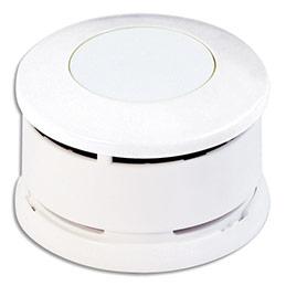 Détecteur de fumée Lifebox Serinity10 NF - 10 ans - D7,9 cm, H4,7 cm (photo)