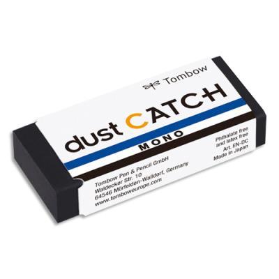 Gomme en caoutchouc Tombow attrape poussière et résidus de gommage (photo)
