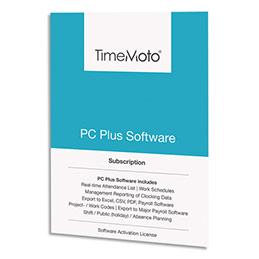 Logiciel Safescan TM - PC Software + nombre d'utilisateurs illimité (photo)