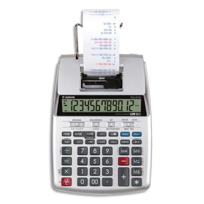 Calculatrice imprimante portable Canon P23-DTSC - 12 chiffres