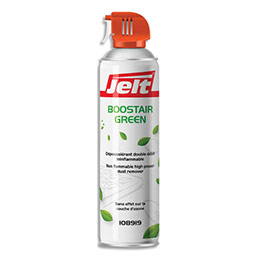 Aérosol dépoussiérant Jelt Boostair Green - gaz HFO sans HFC - 650ml/500g (photo)