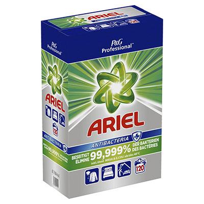 Lessive en poudre Antibacteria - 120 doses - paquet 7,8 kilogrammes (photo)