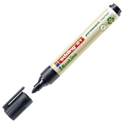 Marqueur permanent 21 - pointe ogive 3 mm - noir