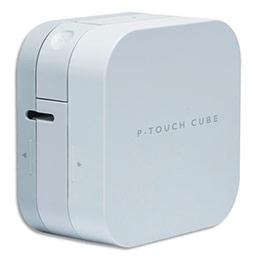 Etiqueteuse bureautique Brother P-touch Cube PT-P300BT - bluetooth (photo)