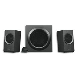 Enceintes Logitech Z337 Bold Sound bluetooth (photo)