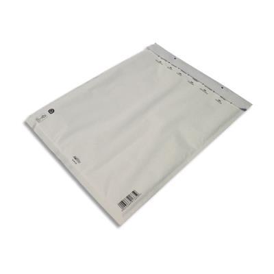 Pochettes à bulles d'air Airpro en Kraft blanc - fermeture auto-adhésive - 30 x 44,5 cm - boîte de 50 (photo)