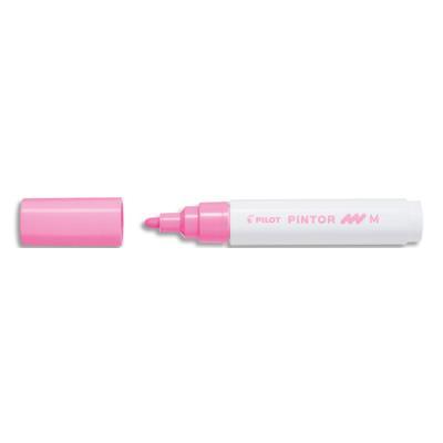 Marqueur peinture Pilot Pintor - pointe moyenne - rose