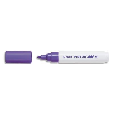 Marqueur peinture Pilot Pintor - pointe moyenne - violet