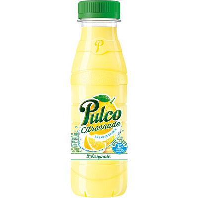 Jus de citronnade Pulco - bouteille de 33 cl (photo)