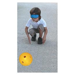 Kit de découverte Orientason, 12 masques, 1 ballon sonore (photo)