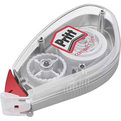 Roller de correction Pritt Compact - 6 mm x 10 m - jetable