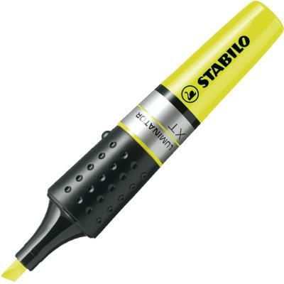 Stabilo Luminator - jaune