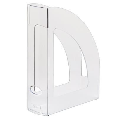Porte-revues  en polystyrène - transparent (photo)
