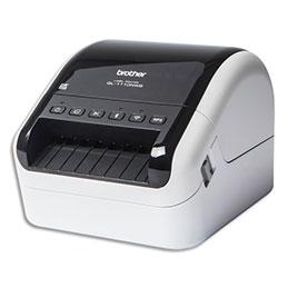 Imprimante d'étiquettes professionnelle Brother - grand format jusqu'à 103 m - wifi (photo)