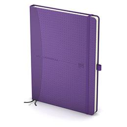 Agenda Oxford My Journal perpétuel - format 15x21 cm - couverture violette (photo)